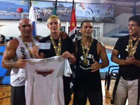 Meet River Blue Dillon – The blue belt that won a black belt division in Brazil