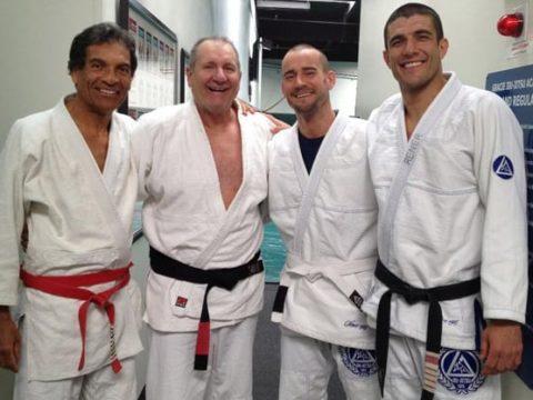 Celebrity Brazilian Jiu Jitsu Black Belts
