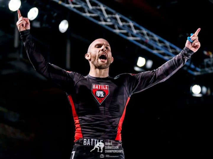 "Lloyd Cooper Polaris 5 Interview ""The promoters wanted NOGI, the fans wanted NOGI – AJ wanted different"""