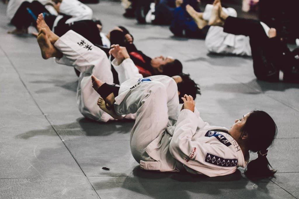 Strengthen Your Core For Better Jiu Jitsu