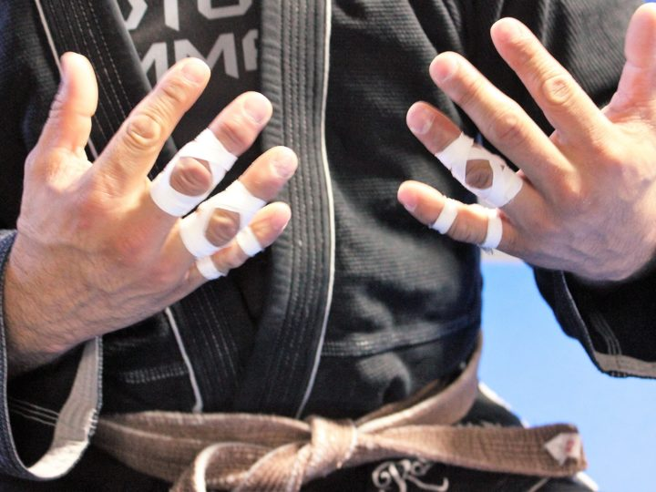 Keeping Your Hands Healthy For BJJ