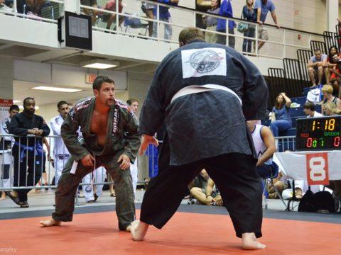 Big Man Jiu Jitsu