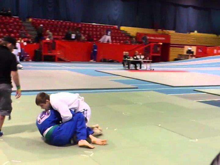 Glasgow Get's Ready For Brazilian Jiu-Jitsu