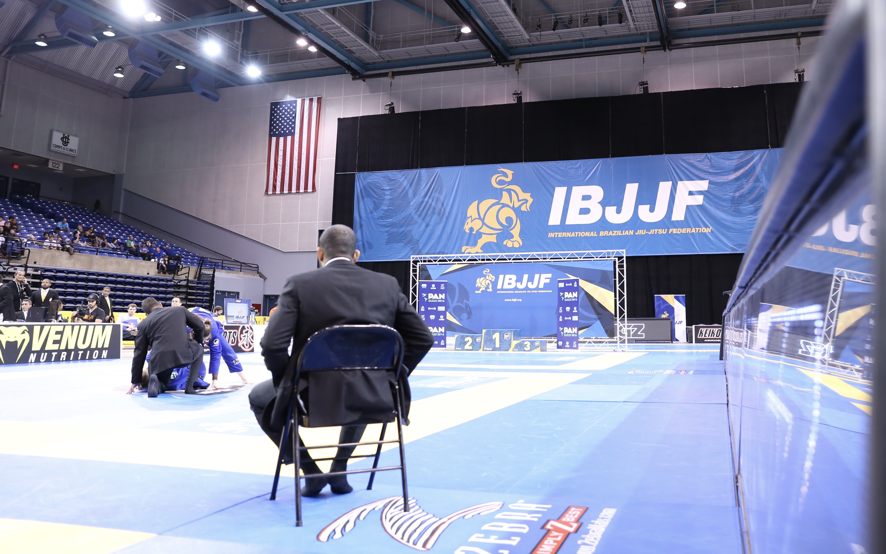 The Quick Guide to IBJJF Rules