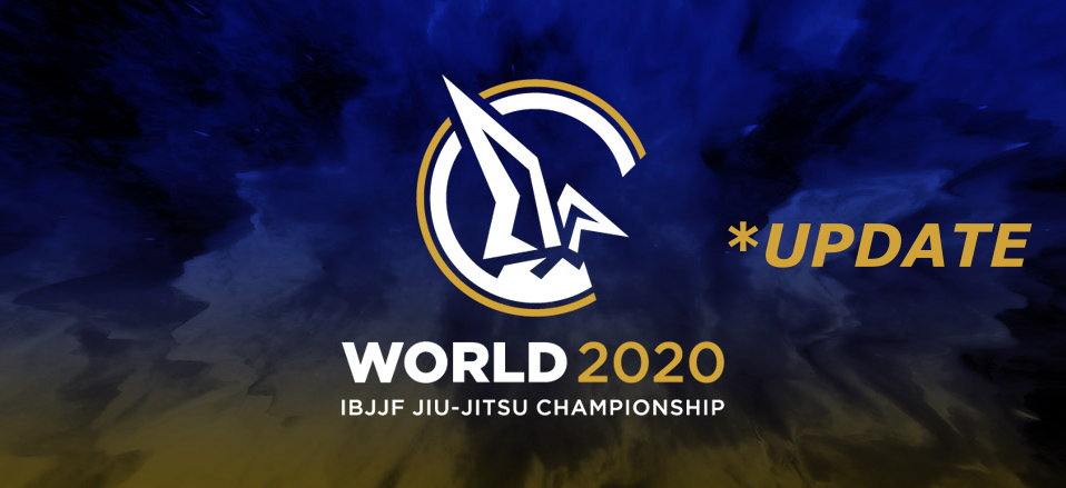 IBJJF Worlds 2021 – Event Postponed, Potentially Cancelled