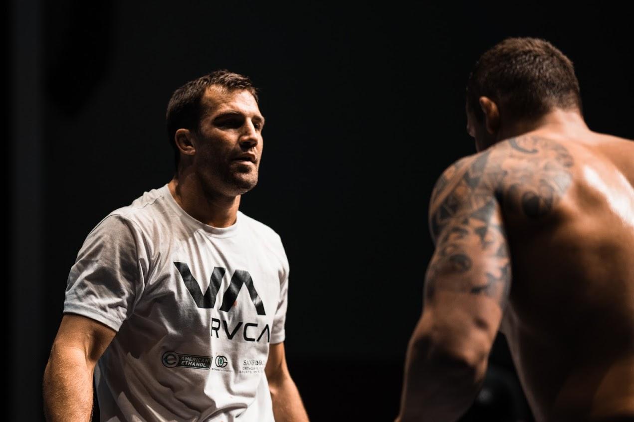 Luke Rockhold Announces Return to MMA