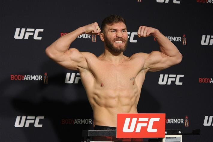 BREAKING: Ion Cutelaba out of UFC 252