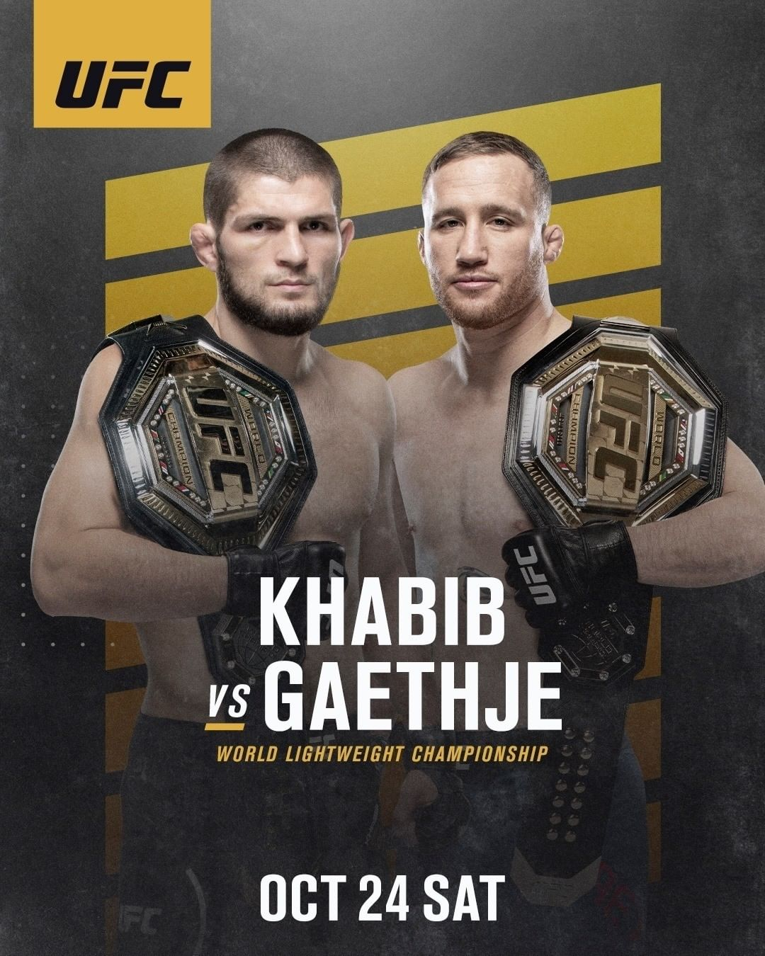 UFC 254: Nurmagomedov vs Gaethje – The Breakdown: