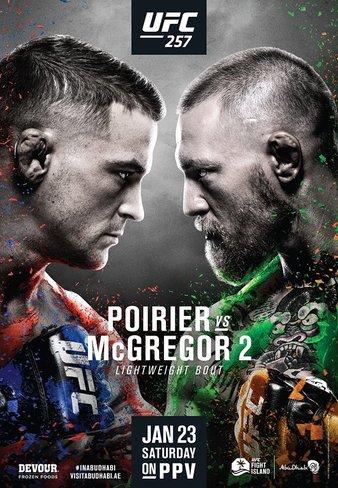 Attack the Breakdown: UFC 257 Poirier vs McGregor 2.