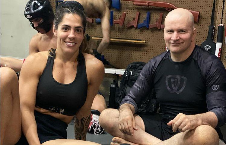 Nathalia Santoro – Fitness Model, Bodybuilder & Gordon Ryan's Girlfriend/Sister?